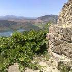 Views of the Abandoned Village of Fuentes de Cesna, 15 Km from the House