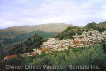 Montejaque Nestles in the Mountains.