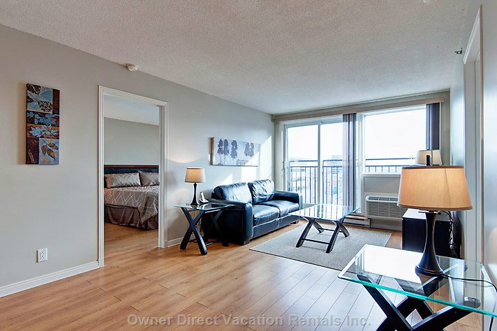 l2-bedroom condo located in the charming Griffintown, Montreal ID#206804