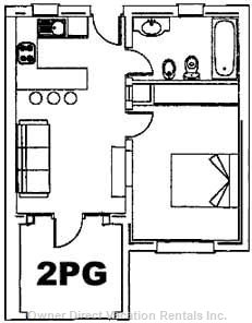 Plan of the Apartment.