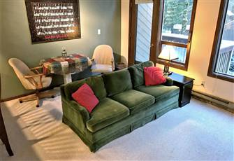 Deluxe Two Story Condo in Glacier, Wa with Direct Tv and Wifi!