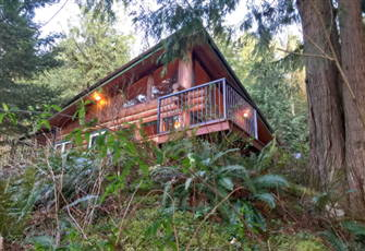 Log Cabin at the Lake that is Pet-Friendly!