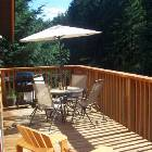 Sundeck with Patio Set and Bbq