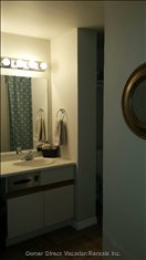 Second Floor Suite Bathroom