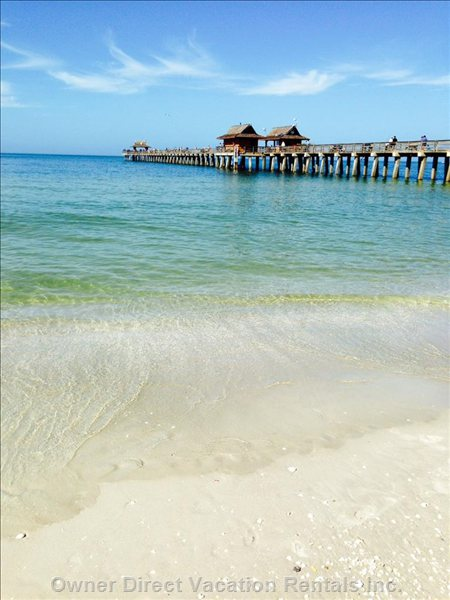 Naples Pier - Can Take the Free Shuttle Bus from Resort