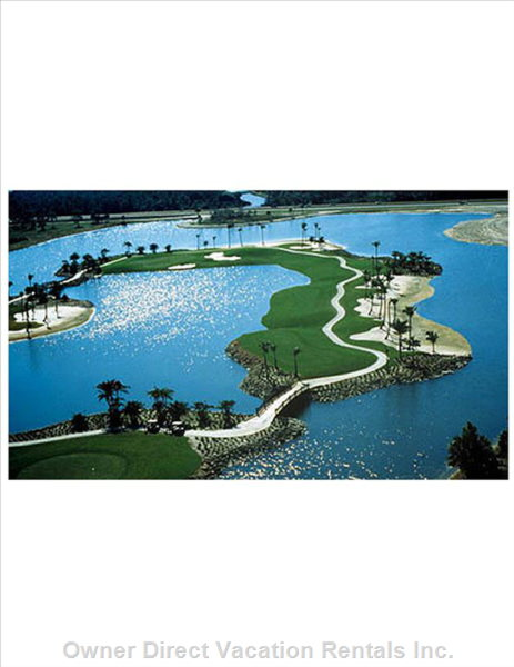 Lely Island Golf Course
