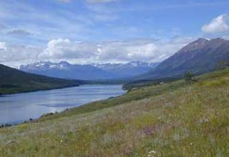 Family Vacation in the Chilcotin Wilderness (Konni Lake)