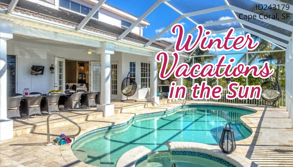 Winter Vacations in the Sun