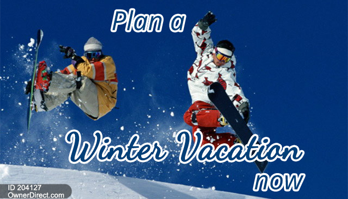Plan a Winter Vacation Now
