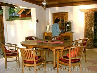 Dining Room - with Seating for Six