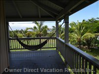 Enjoy the Lanai Hammock