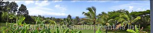 Panoramic View from the Large Lanai