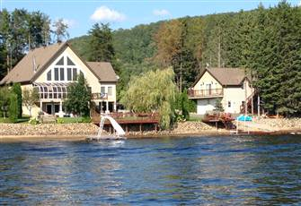 Waterfront-Beautiful - Spectacular - Best Value -Low Rent -Fishing-Breathtaking