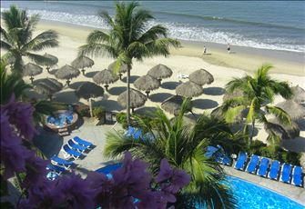 Playa Royale Residences...Closest to the Ocean, 2 Bedroom/2 Bath Deluxe!