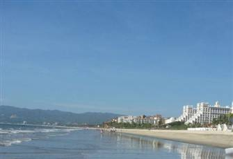 Luxury Oceanfront Condo in Nuevo Vallarta on Flamingo Beach.