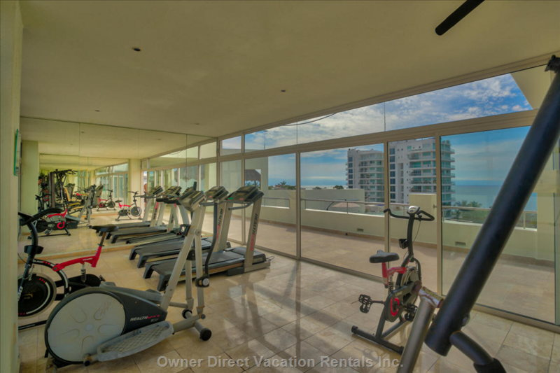 6th Floor Gym