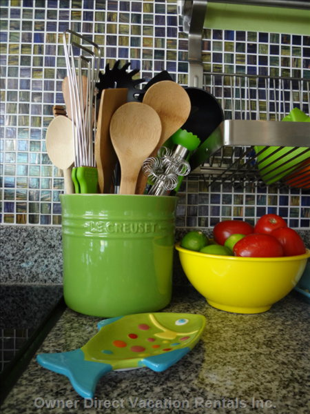 Countertop Kitchen Crock