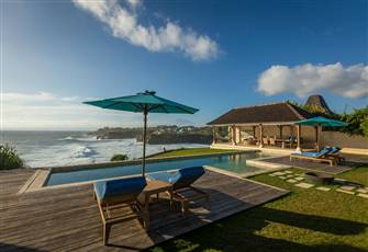 Spectacular Waterfront Luxury in Nusa Lembongan