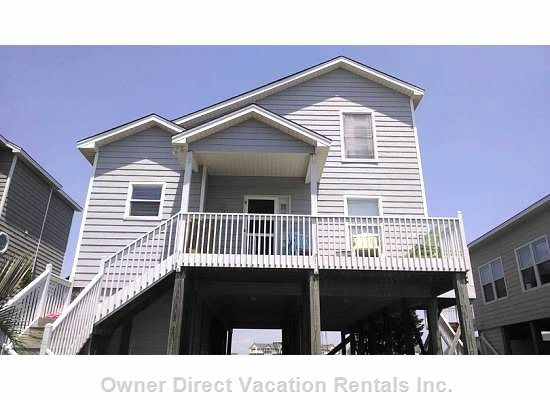 Ocean Isle Beach Accommodations - Villas, Houses, Condos and