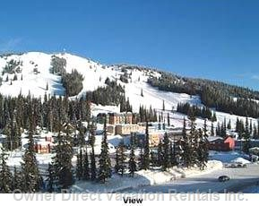 Another Great View of Silver Star Village and Ski Runs