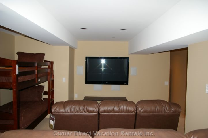 New Den with Cinema