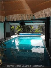 Common Pool beside Tiki Bar/ Relaxation Area