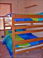 Double/Double Bunk Beds