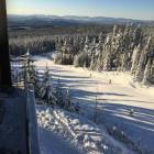 More Views from Front Window...Chair Lifts below