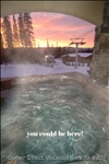 Jacuzzi Waiting for you!