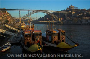 Ribeira and It's Boat Trips at 350 Meters from the Apartment