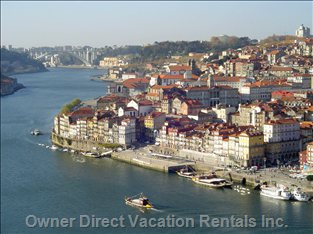 Ribeira (you Can Visit it by Metro)