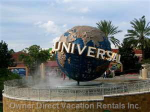 Universal Studio's and Island of Adventure