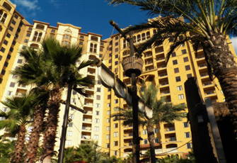 Wyndham Bonnet Creek Resort on Disney Property!