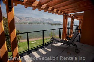 View of the Beach/Osoyoos Lake