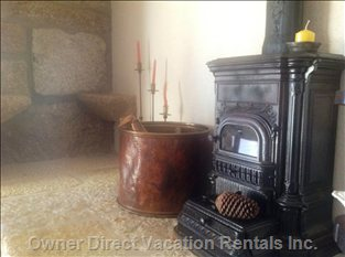 Cast Iron Heater