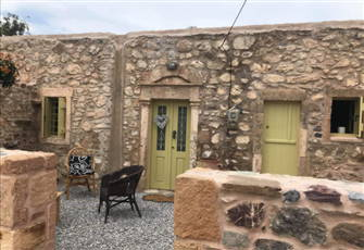 The Old Cretan Cottage