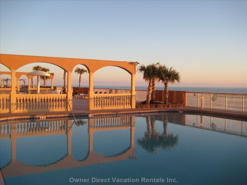 Condo located directly on the Gulf of Mexico in Panama City Beach, Florida, ID#201828