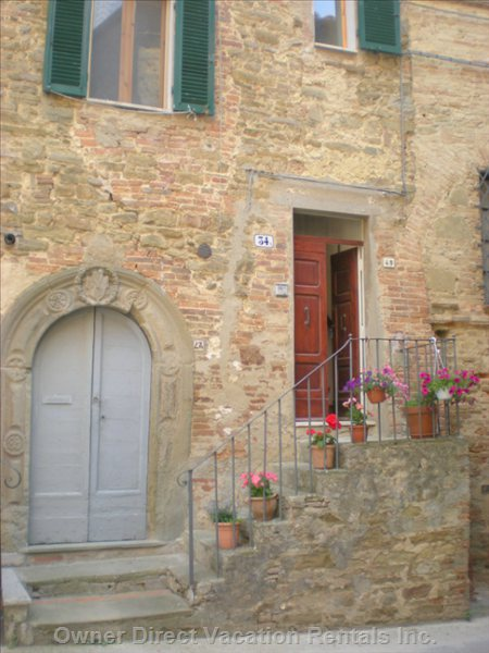 Historic Centre Panicale