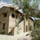 The Rebuilt Umbrian Farmhouse/Villa. Apartment Ground Floor Left