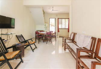 Vill Edwin - 3 Bedroom Holiday Villa in North Goa