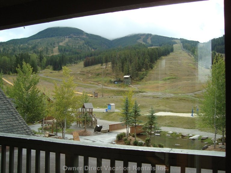 View of Ski Hill