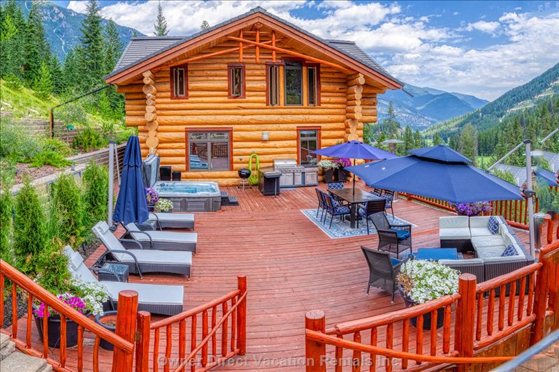 Dream Home Just Minutes from Ski Lift (sleeps 14)