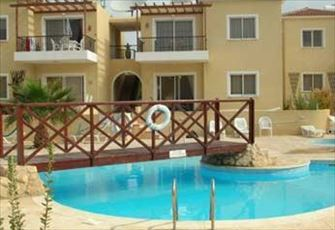 Luxury 2 Bedroom Ground Floor Apartment in Kato Paphos