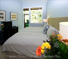 King Master Bedroom, with Ensuite