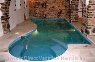 Indoor Private Swimming Pool