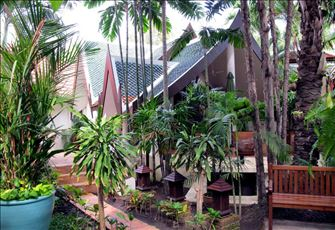 The Intimate Bungalow Park, is Located in a Quiet Area near Jomtien Beach
