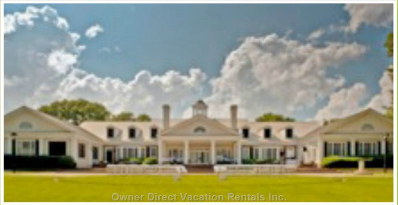 Pawleys Plantation Golf Club House