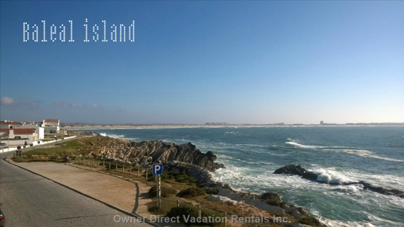 Baleal Island, from 10 Minutes of the Apartment