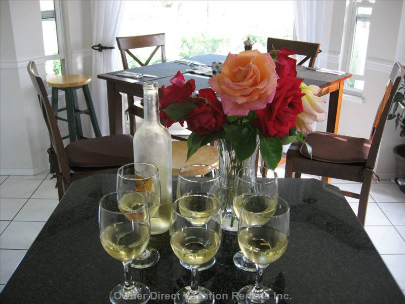 Award Winning Wineries Just down the Road!  Come for the Okanagan Fall Wine Festival- Taste and Tour over 100 Wineries!
