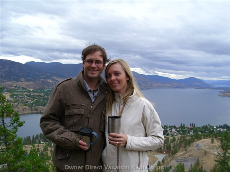 Any Season, Hike the Beautiful Views Just up the Hill